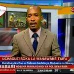 Uchaguzi Chama Cha Soka La Wanawake Ufanyaka DSM
