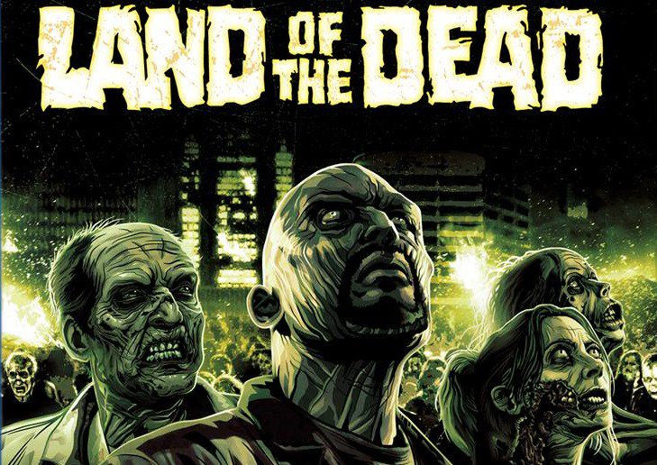 George Romero's 'Land of the Dead' Being Resurrected by Scream Factory https://t.co/YsFVATSpyo https://t.co/tRHJ0sGUts