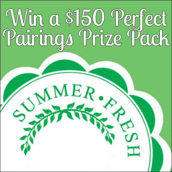 #WIN a $150 Summer Fresh salsa & dips prize pack [7/14]
