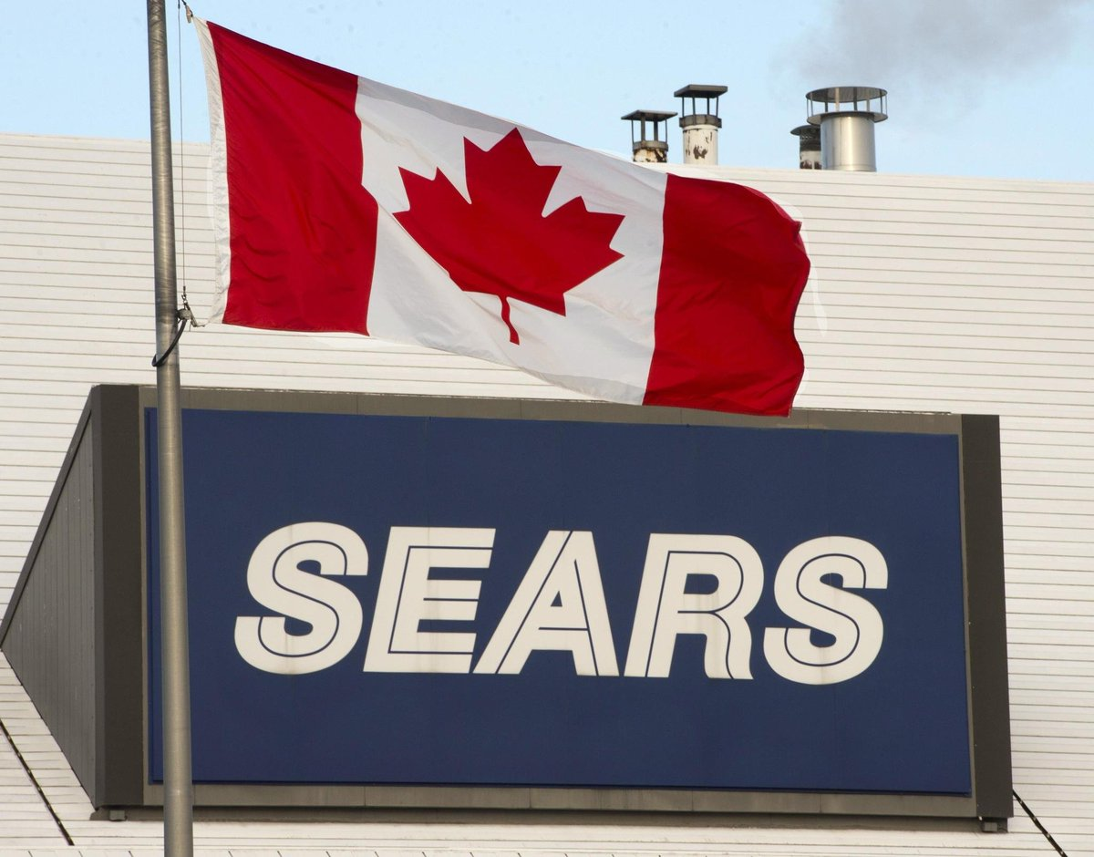 Sears Canada seeks court approval to suspend benefits for retired @GlobeBusiness