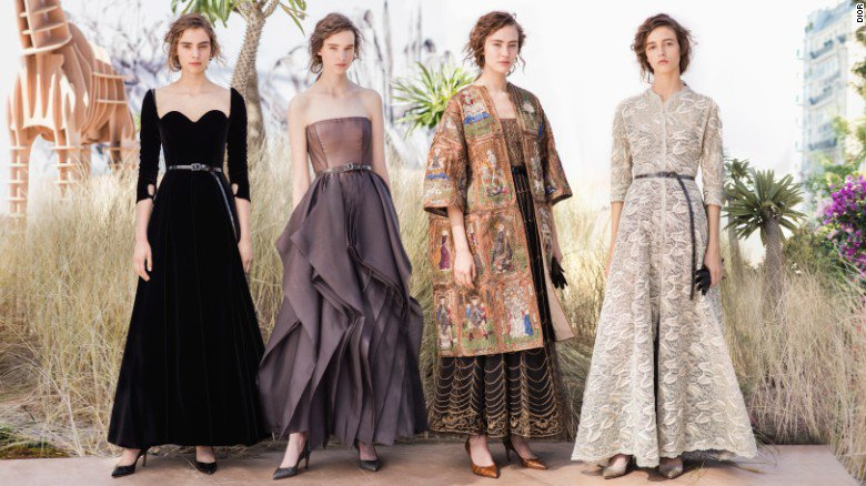 Paris Couture Week, fashion's most exclusive event, is opening up via @cnnstyle