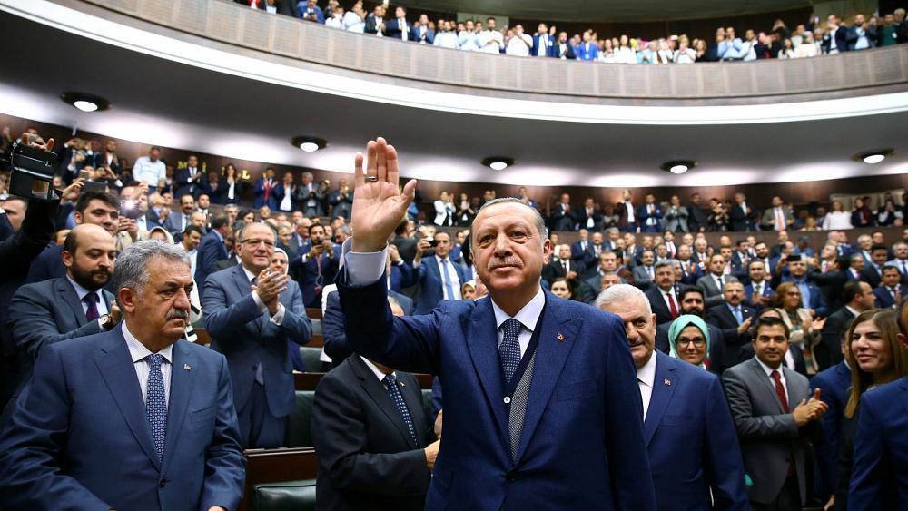 MEPs say Turkey's EU membership bid could be suspended