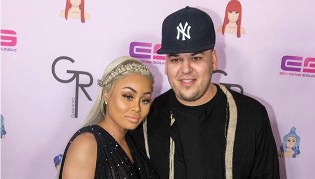 Blac Chyna is looking into legal options after Rob Kardashian published her naked photos: