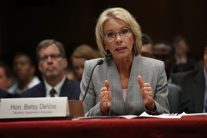 Betsy DeVos Suspended Rules Shielding Students From For-Profit College Fraud. Now 19 Attorneys General Are Suing Her