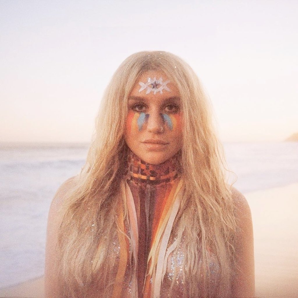 "Honored to be a part of ""Praying"". @KeshaRose , so happy you get to finally share it with the world. https://t.co/jllP5WIULd"