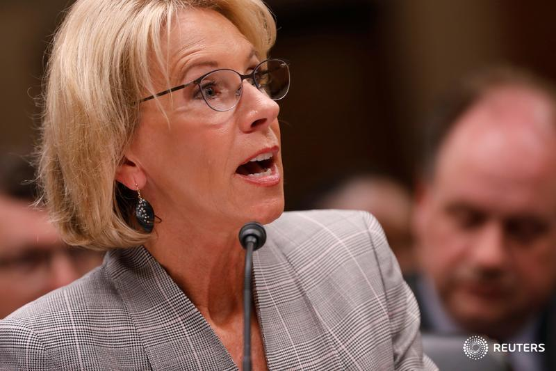 More than a third of U.S. states are suing Education Department over student loan relief: