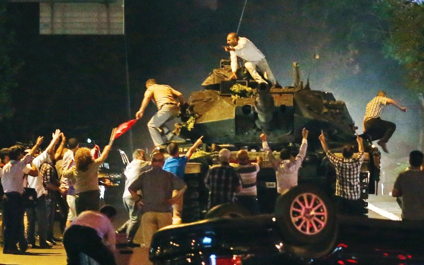 The Chronicle of a Long Night: Revisiting Turkey's Failed Coup Attempt