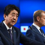 In challenge to Trump, Japan and Europe announce trade deal to cover nearly 30 per cent of global economy