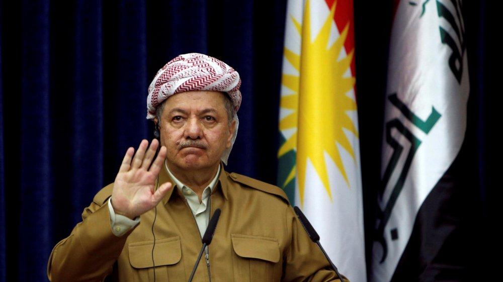 Iraq's Kurdish leader Masoud Barzani expects 'Yes' vote for upcoming independence referendum