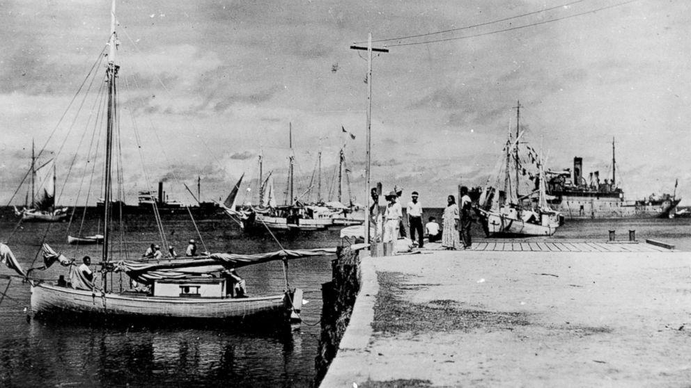 Documentary says Amelia Earhart may have survived crash landing in the Marshall Islands