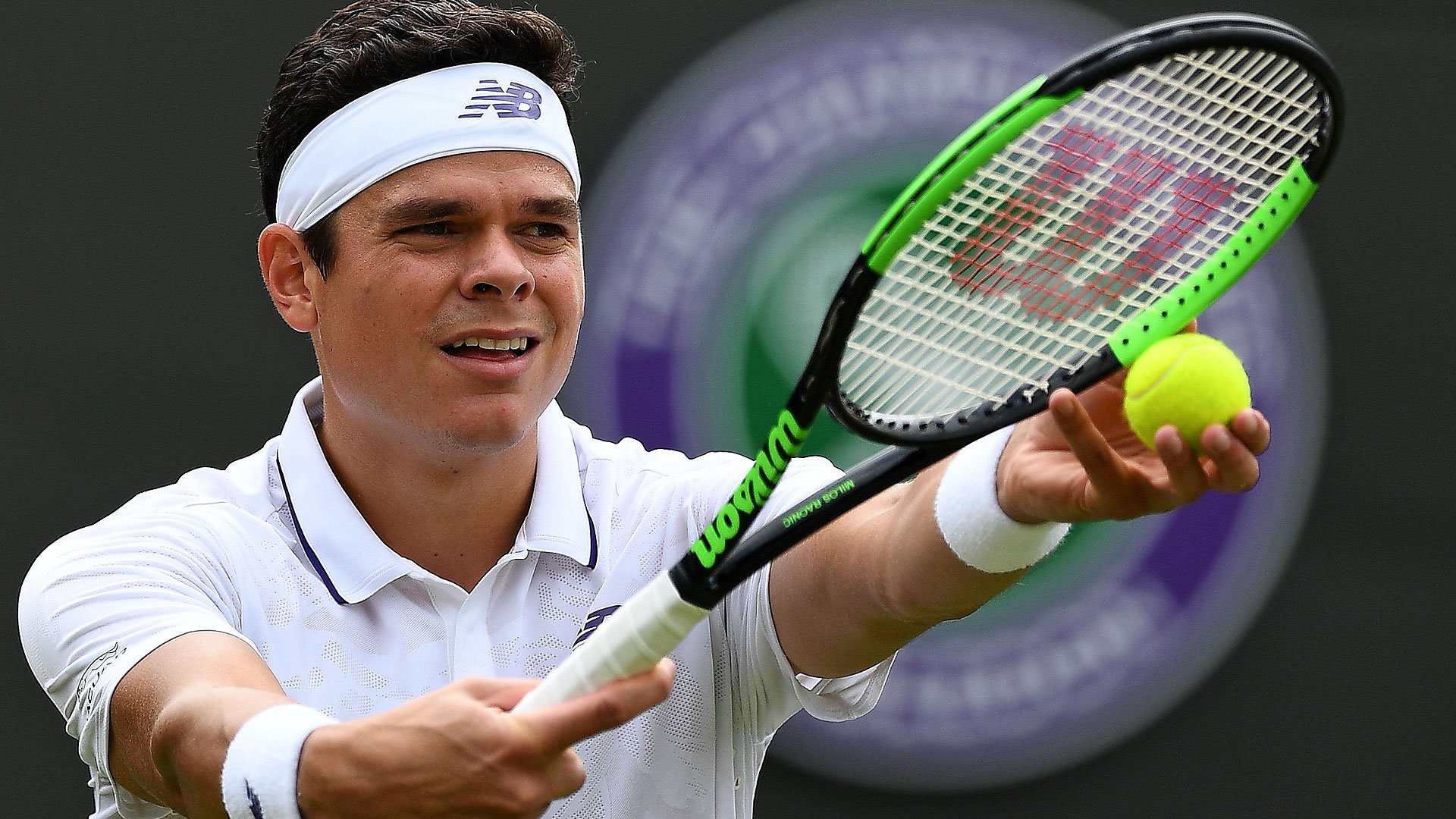 .@milosraonic survives a stern test from Mikhail Youzhny to reach R3 at @Wimbledon. Read: https://t.co/eFkSZFoDBA https://t.co/36RqQt5drw
