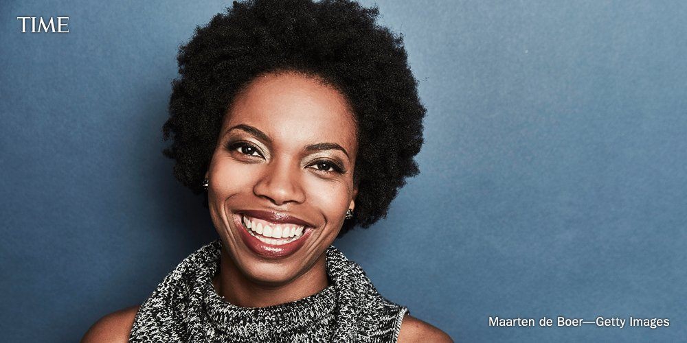 'SNL' star Sasheer Zamata talks about the role of comedy in politics