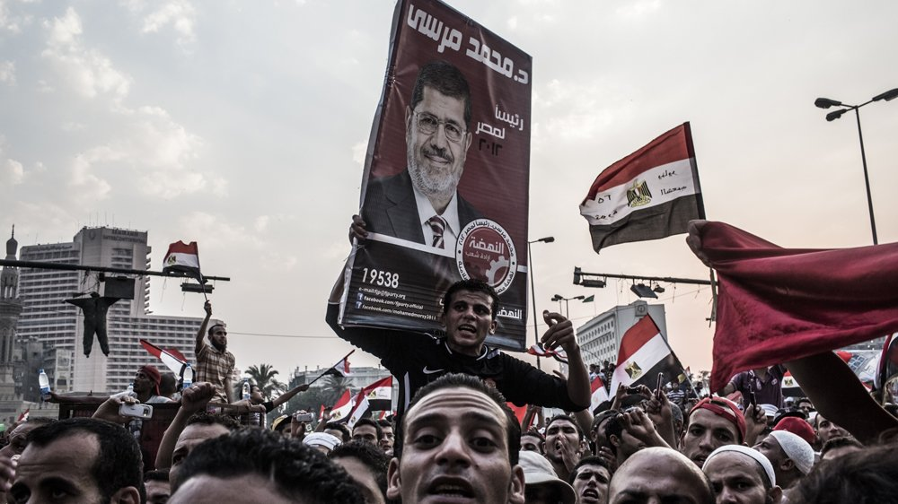 Egypt is 'worse off on every indicator' since the 2013 military coup
