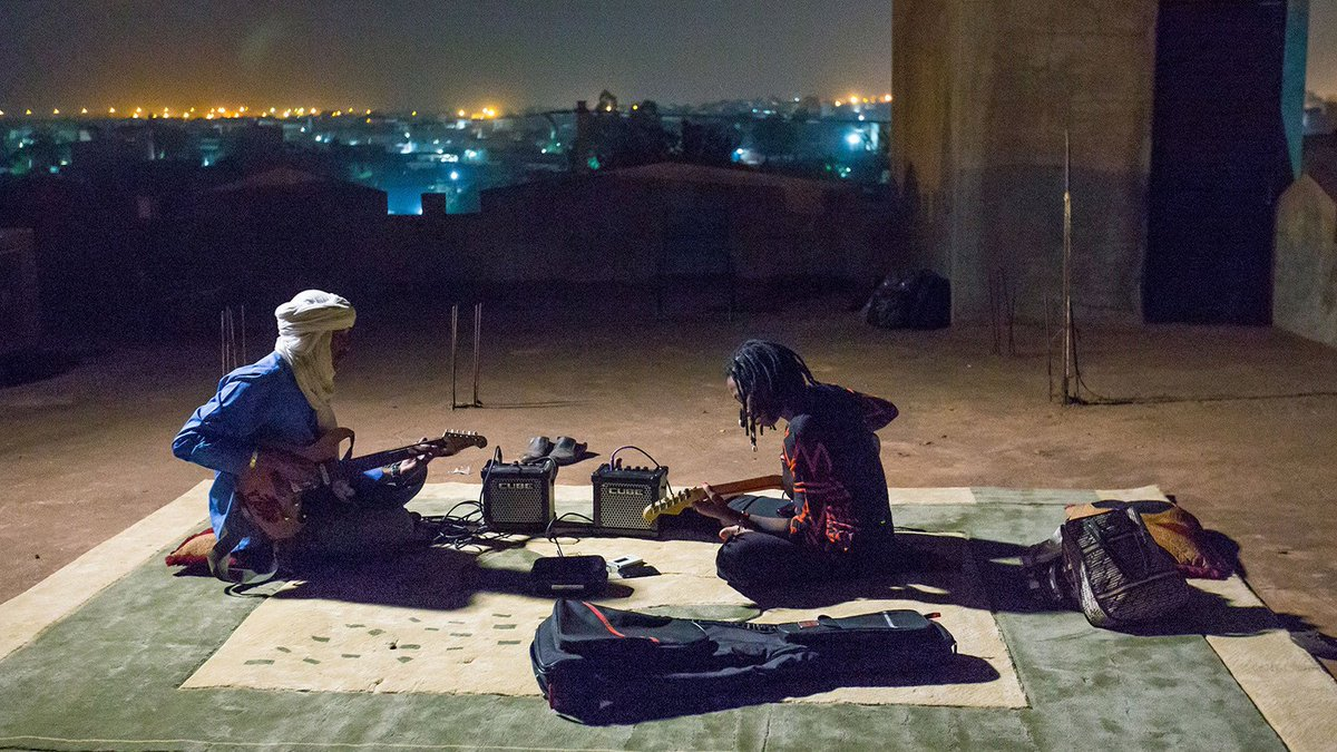 Radical Islamists tried to take away Mali's music, but the musicians of 'Mali Blues' play on