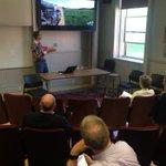 Aspiring entrepreneurs at University of New Brunswick pitch innovative ideas
