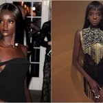 Bullied for her hair and skin colour, this model is now celebrated as a real-lifeBarbie