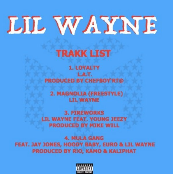 New EP: @LilTunechi Drops 'In Tune We Trust' Ft. @Jeezy, @MikeWiLLMadeIt, @ImGuddaGudda &… https://t.co/MIq0RtSRiY https://t.co/SF0yIQj2Nw