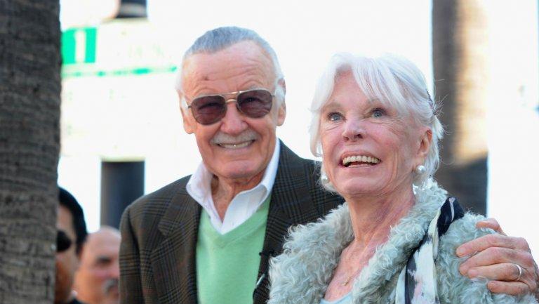 Joan Lee, wife of Marvel Comics legend Stan Lee, dies at 93
