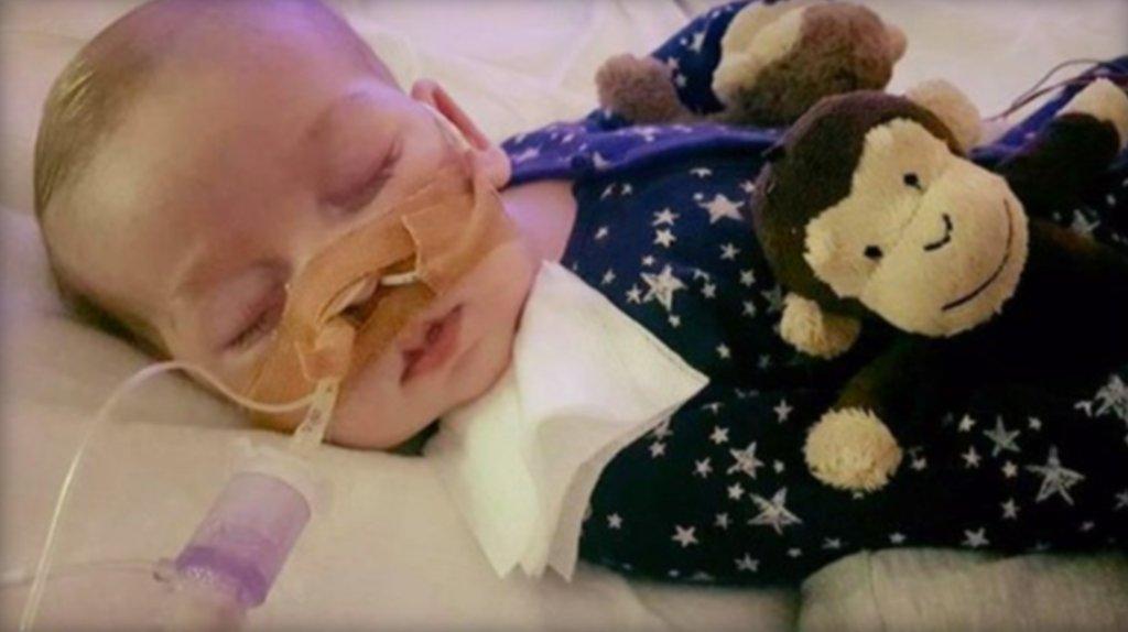 New York hospital agrees to admit terminally ill British baby Charlie Gard