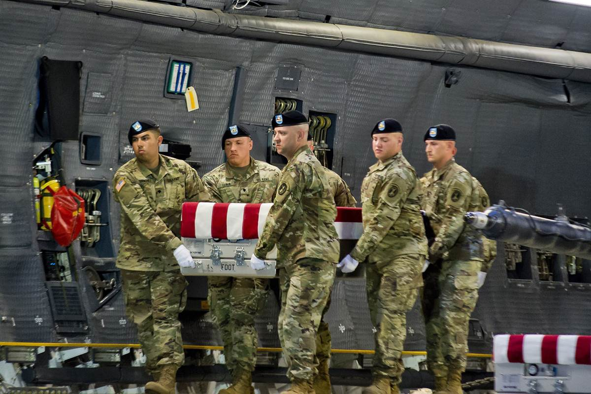 U.S. is now waiting days to announce deaths in Afghanistan