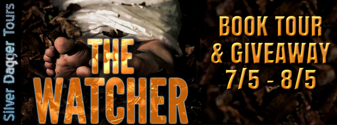 The Watcher by Eli Carros – Book Tour + #Giveaway