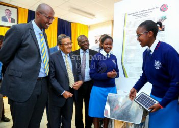 New bid to promote science in schools