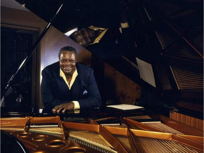 The most swinging jazz-piano stars salute Oscar Peterson Monday at the NAC