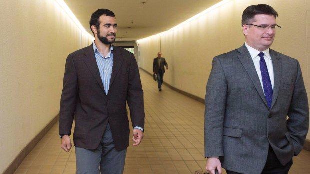 BREAKING: Omar Khadr receives 10.5M settlement from government: report