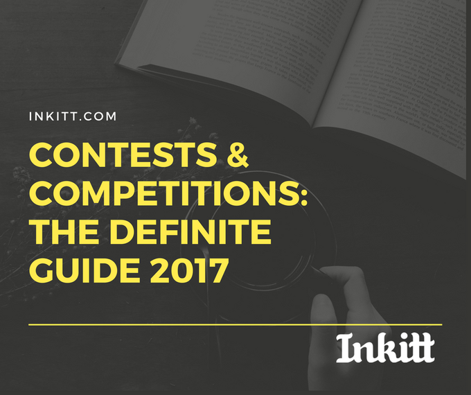 Writing Contests in 2017: The Definitive Guide