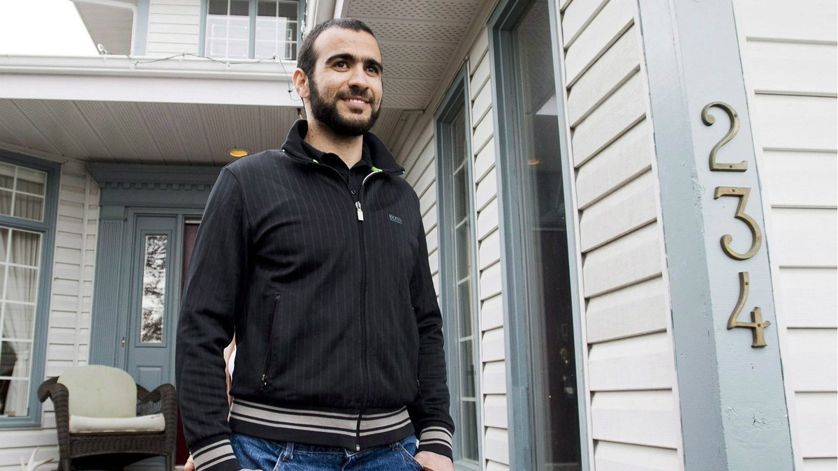 UPDATED: Omar Khadr receives $10.5M settlement from government