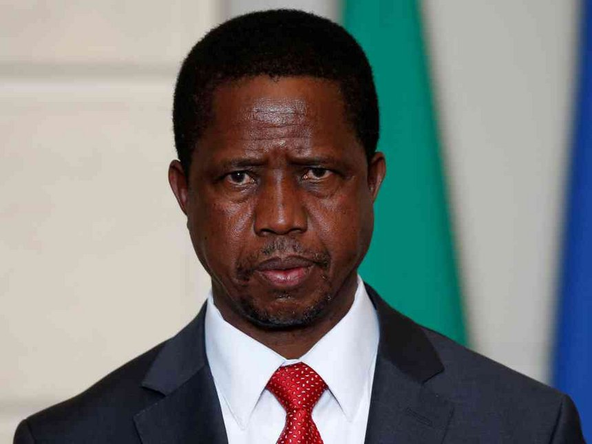 Lungu declares state of emergency in Zambia after market blaze