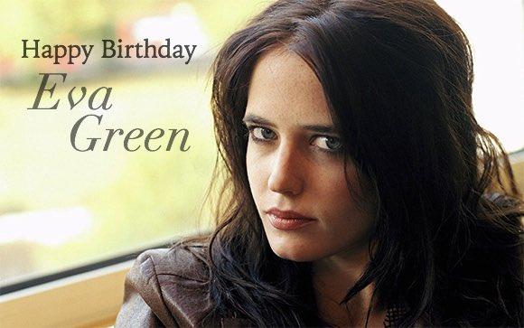 Happy birthday Eva Green