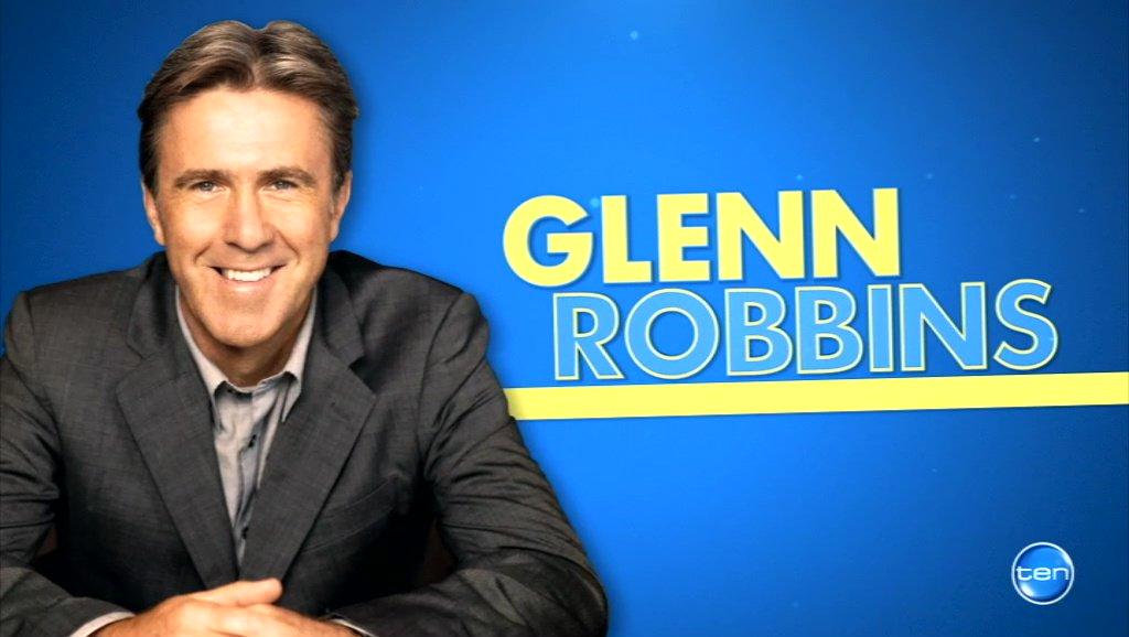 Glenn robbins wedding