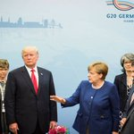 World leaders braced for tough talks with Trump on climate, trade