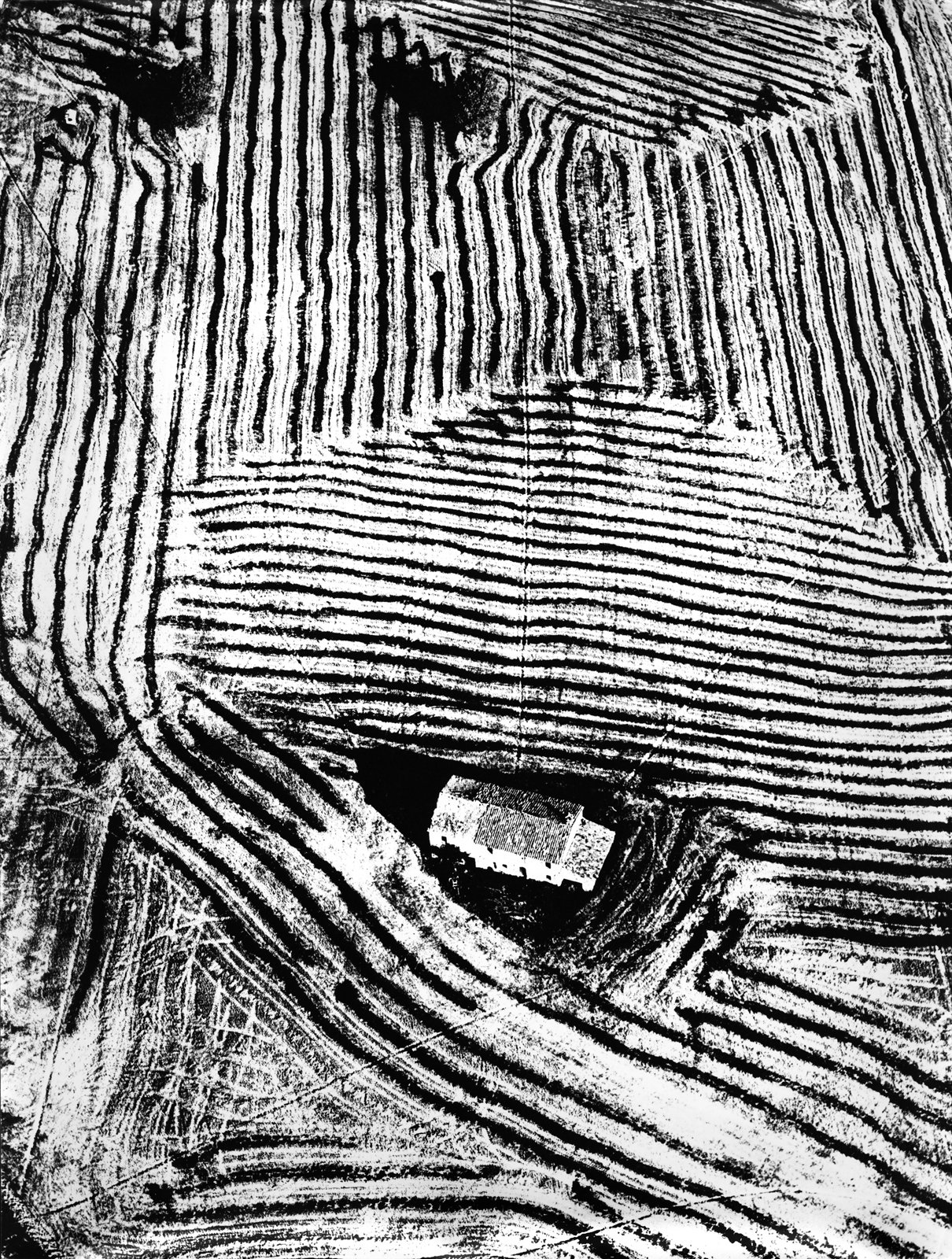 Les paysages graphiques de Mario Giacomelli https://t.co/52TgUGHDAQ