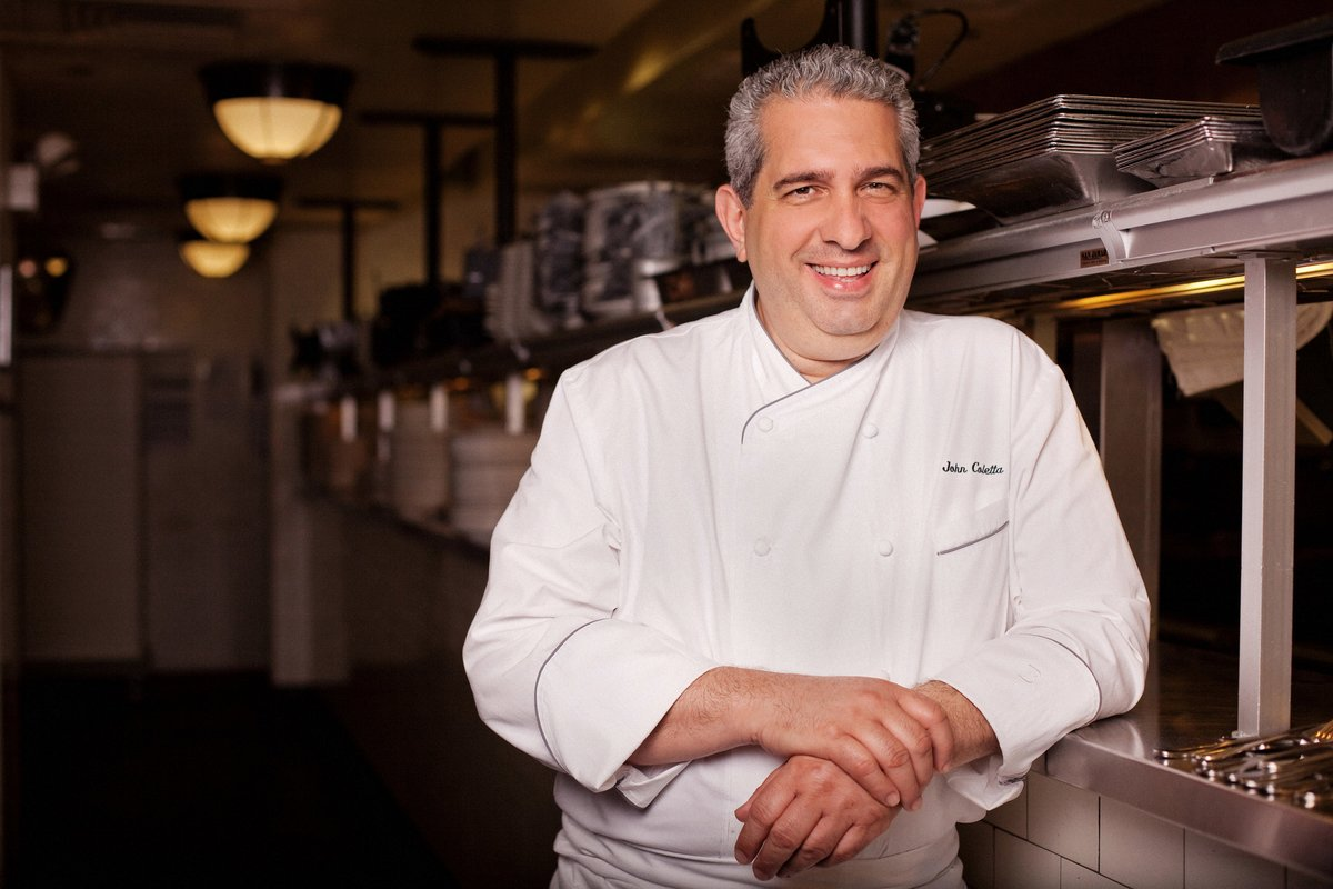Coletta restaurant changes name because John Coletta is out