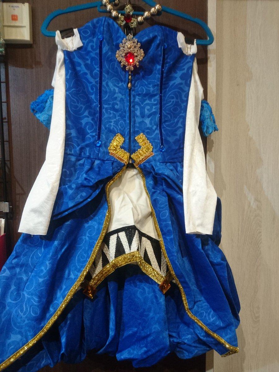 アウトブレイク・カンパニー萌える侵略者より、ペトラルカ・アン・エルダント三世の衣装が入荷致しました!髪飾りめちゃくちゃ