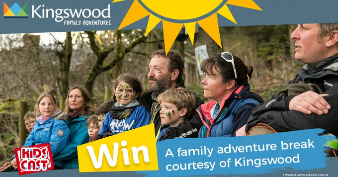 WIN an all-inclusive stay in one of eight new camps. rt FreebieFriday giveaway