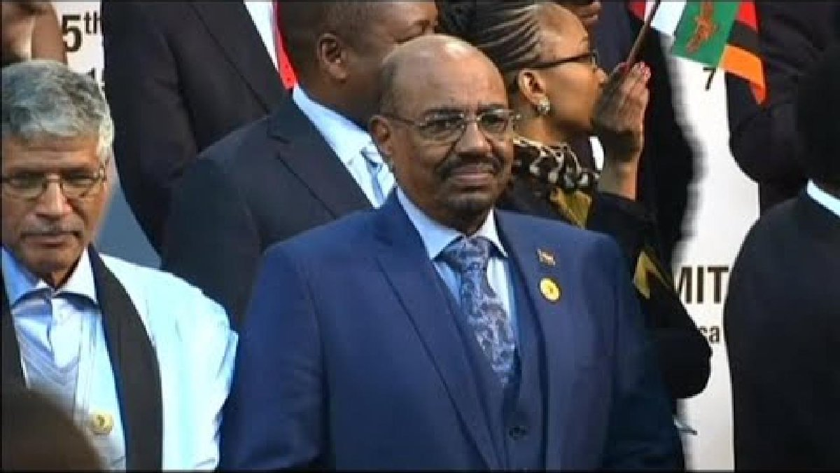 ?? ICC rules South Africa 'had duty to arrest' Sudan's Bashir