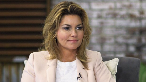 'Back in the saddle': Country music icon Shania Twain releasing new album