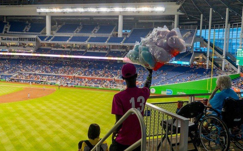 What $1.2 billion buys in Miami: For baseball, a major distraction