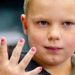 Dutch mourn death of 'nail varnish dare' boy who raised millions for charity