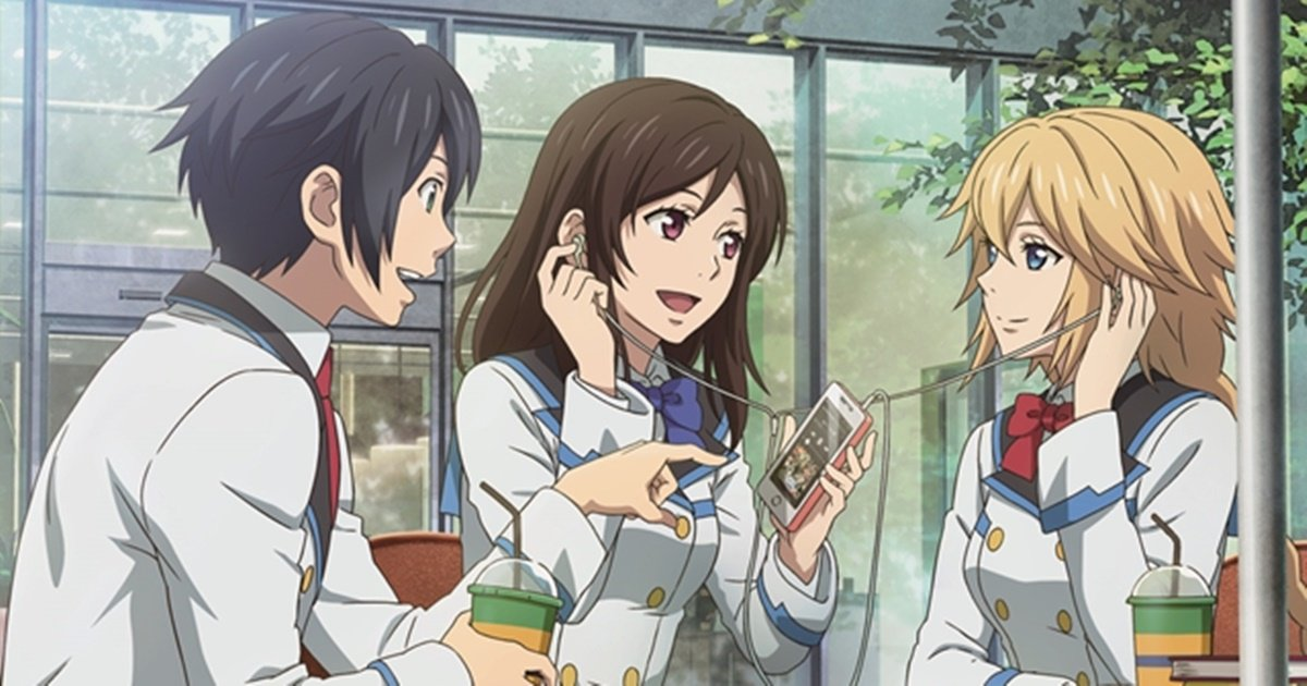 7月17日開催「アニメ『PSO2』キャラクターソングVol.2」のリリース記念イベント内で蒼井翔太さん、佐藤拓也さんに答