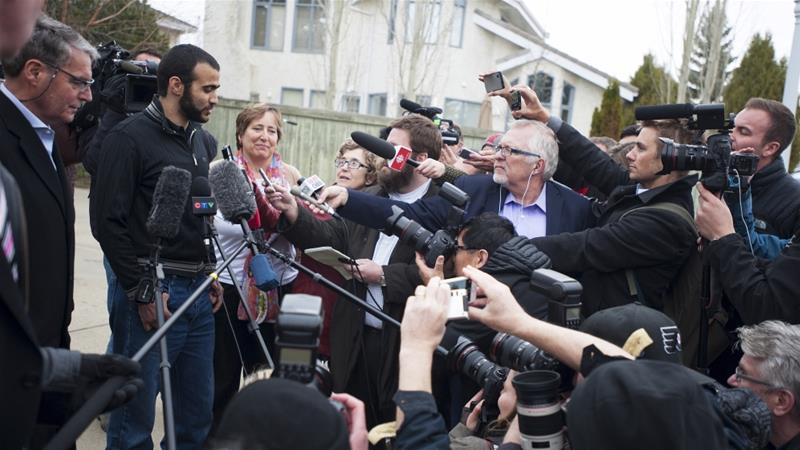 Canada pays ex-Guantanamo detainee Omar Khadr $8.1 million settlement