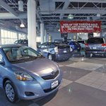Toyota shifts to rental cars, fleet sales for boost in slowing U.S. market