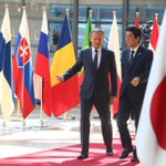 Japan and Europe counter Trump with colossal trade deal