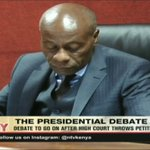High Court throws out case challenging presidential debate format