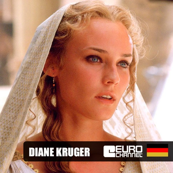 Happy 41st birthday, Diane Kruger!