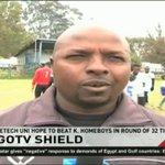 Kakamega play Upper Hill in boy's Football Semis