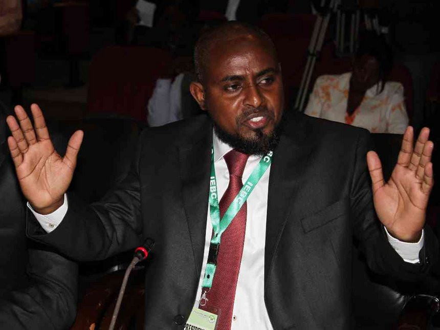 Court dismisses Dida's bid to stop presidential debates